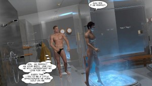 Japanese Sadomaso BDSM 3D Gay Cartoon Yaoi Anime Toon Comics