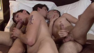 There Were 3 In The Bed- Cum Pig Men