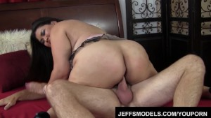 Chunky Tyung Lee shows an old guy what fucking s all about
