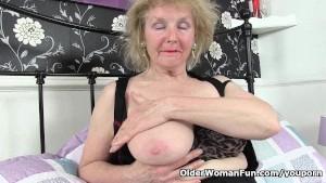 Grandma never told you about her masturbation addiction