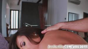 Ass Traffic This big butt gets a good ass fucking