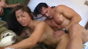 Brunette MILF Wants New Experience