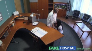 FakeHospital Sexually inexperienced patient wants doctors cock to be her fi