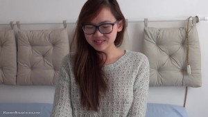 Cute busty asian exgf homemad fuck