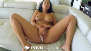 Karissa Kane serves pussy for breakfast - POVD