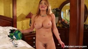 Mia Lelani On The Porn Set
