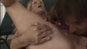 Busty And Beautiful Blonde BBW Fucked By Neighbour