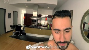 MenPov- Nico Duvall Cruised And Fucked By Rikk York