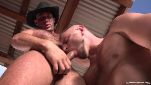 RagingStallion When Cowboys Fuck, Its HOT