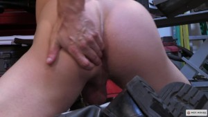 Hot House Interracial Ass Fucking