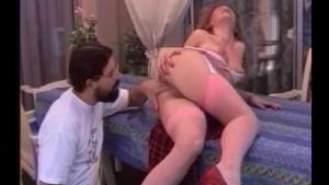 Euro babes riding dick - Julia Reaves