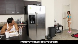 FamilyStrokes - Step-Daughter Lives to Please Her Daddy