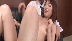 Steamy porn show for cock sucking mom, Nonoka Kaede