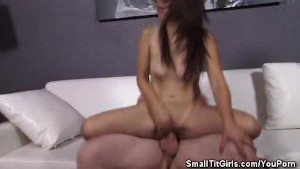 Small Tits Asia Zo On Top