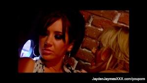 Jayden Jaymes and Shyla Stylez Together!