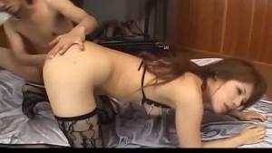 Sara Nakamura is anal pumped