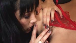 Sexy Jelena Jensen Plays with Hottie Aria!