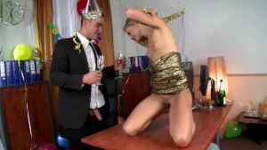 Happy Fucking New Year - Scene 1 - DDF Productions