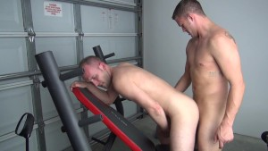 Butt Fucking In The Gym - Factory Video