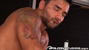 FalconStudios Big Cock Cross Pounds The Gorgeous Latino