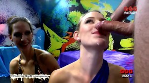 German Goo Girls - Viktoria and Lana Best Cum whores