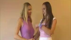 Naughty Couple Coaxes Russian Exchange Teen