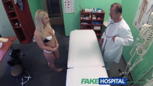 FakeHospital Sexual healing treatment prescribed