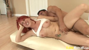 Beautiful Ivy Ryder can make any man pleased.mp4