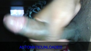 Super head at it again!!!! eats cum