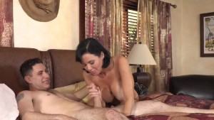 NastyPlace.org - Son Fucking His Busty Mother