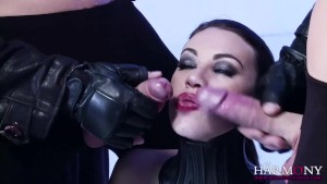 Tiffany Doll Anal Threesome BDSM