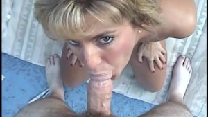 Wife wants his cum in her mouth - Captain Willy