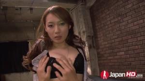 Sexy Japanese Teen likes creampie