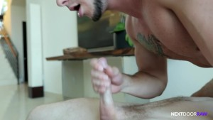 NextDoor Raw Barebacking the Neighbor