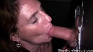Real Gloryhole MILF Compiliation