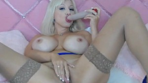 Big Boobs MILF Masturbating Ha