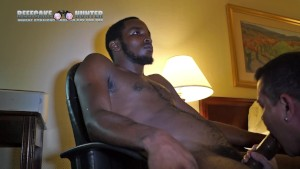 Blowing a seriously beautiful straight BBC