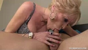 Milf Lets Young Guys Put His B
