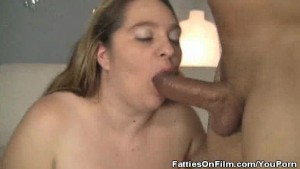 BBW April Mackenzie Gets A Coc