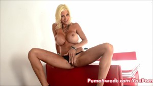 Puma Swede Wants to Cum For Yo