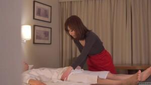 Subtitled CFNM Japanese hotel