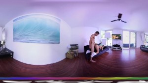 HoliVR 360VR _ Stuning Sexy Model Fucks Photographer
