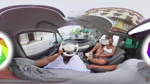 HoliVR 360VR _ Car Sex Adventure, real driving