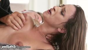 Ashley Adams Squirts with Cheating Boyfriend