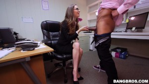 Tali Dova's long hard day at work on Monsters of Cock (mc14989)
