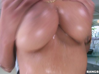 A creampie for busty babe Cassidy Banks on Big Tits Round Asses btra14751