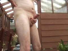 Picture Outside cum shot