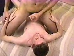 Picture Turk fucks his friend bareback - Ass to mout