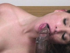 Picture Interracial anal creampie 2/3