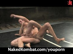Picture Fight club meets Fuck club on Naked Kombat